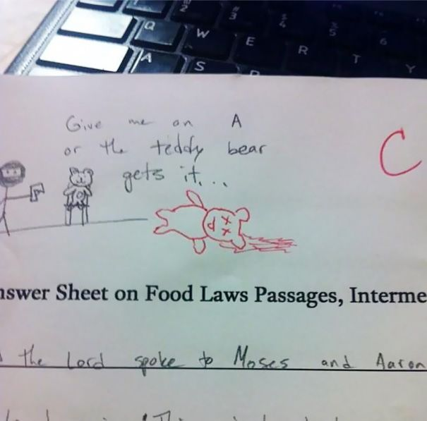 Hilarious Teachers Who Perfectly Nailed It -18