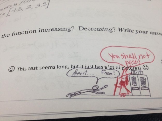 Hilarious Teachers Who Perfectly Nailed It -5