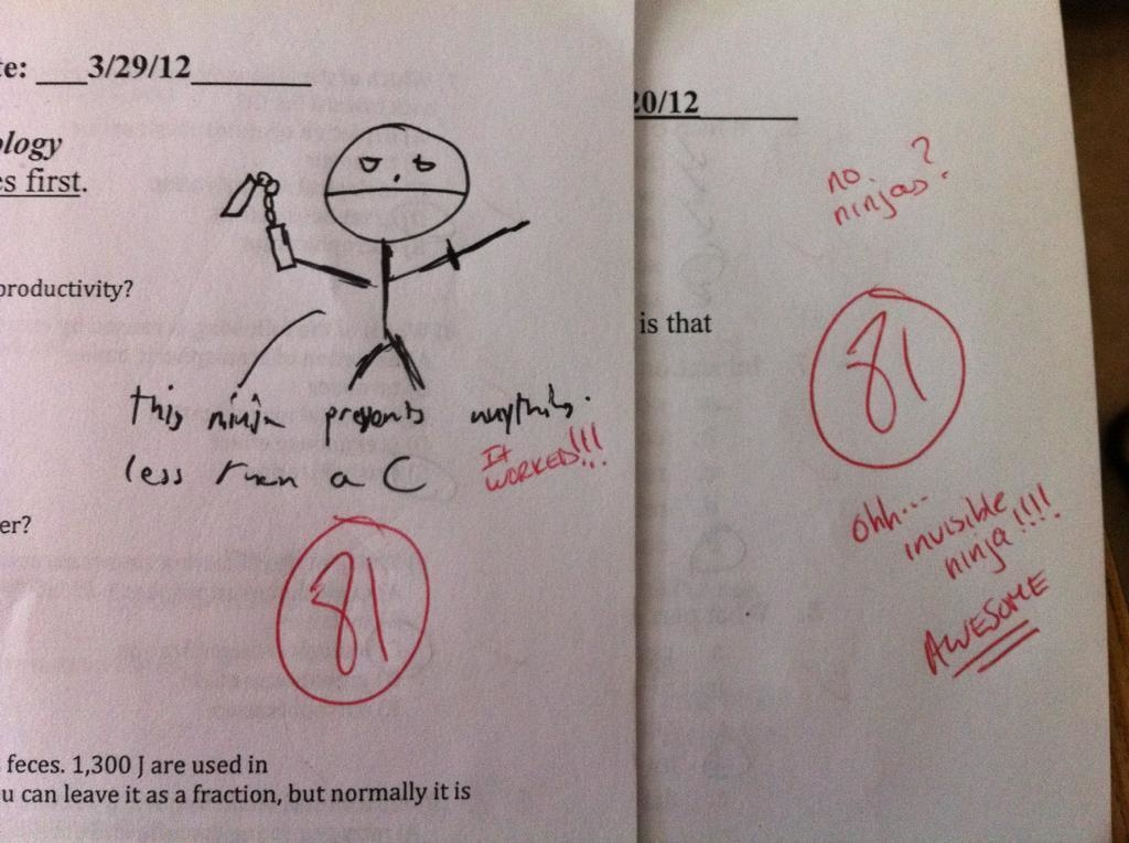 Hilarious Teachers Who Perfectly Nailed It -6