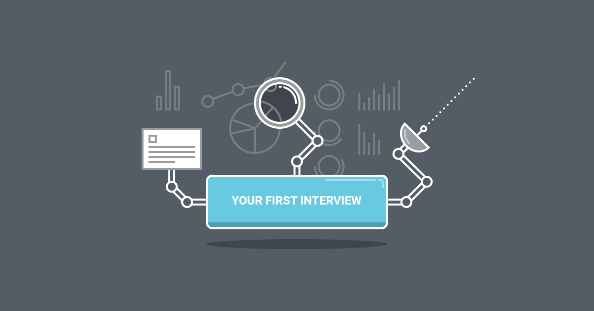 Five Factors of Success during Your First Job Interview-1