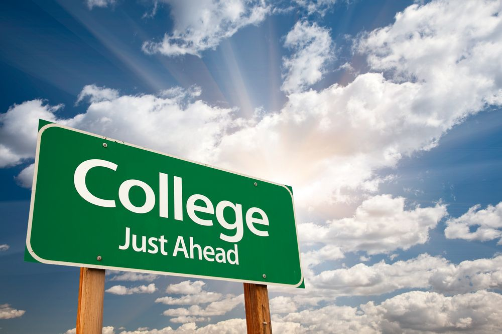 A Tricky Path: From High School to College