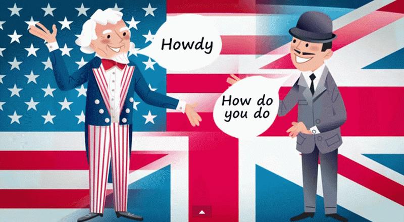 UK English vs US English-1
