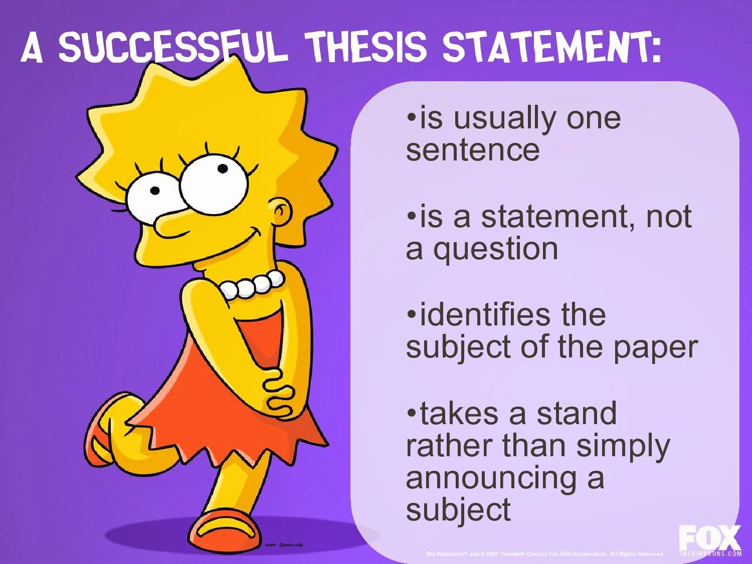 Get Examples of Good Thesis Statements That Make Your Essay Stand Out